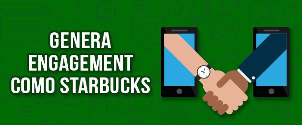 Starbucks, el maestro del engagement en las redes sociales