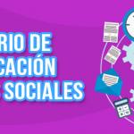 Descubre el horario ideal para publicar en tus redes sociales tips para un diseño creativo eficaz - horarios publicar redes sociales 150x150 - Tips para un Diseño Creativo eficaz