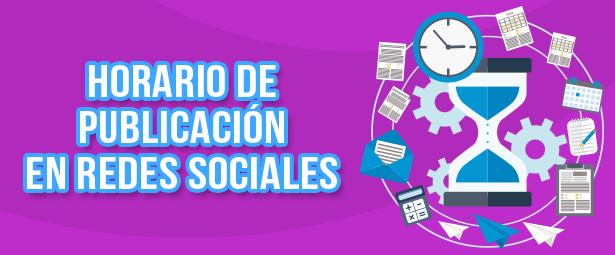 Descubre el horario ideal para publicar en tus redes sociales