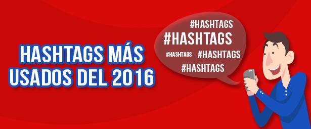 Conoce los hashtags más usados en Instagram durante el 2016