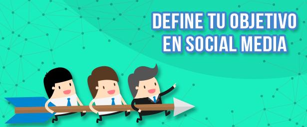 Trucos para determinar el objetivo de tu empresa en las redes sociales