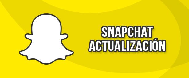 Snapchat continúa en la pelea con nuevas actualizaciones como la creación de grupos