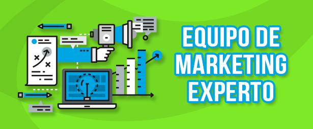 3 Temas en los que debe ser experto tu equipo de marketing