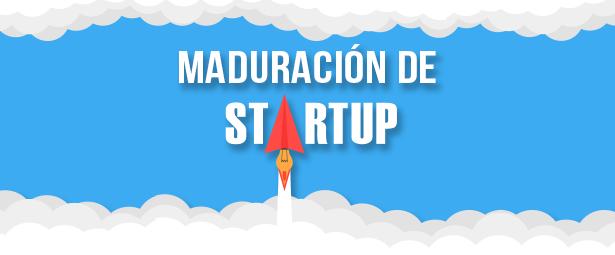 Etapas de maduración de una startup millonaria