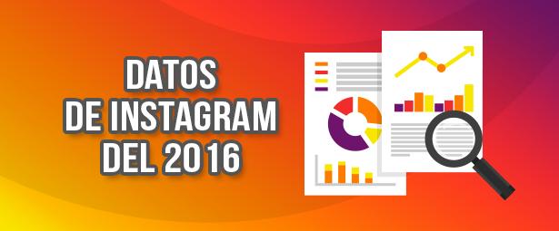 Así fue el movimiento en Instagram durante el 2016