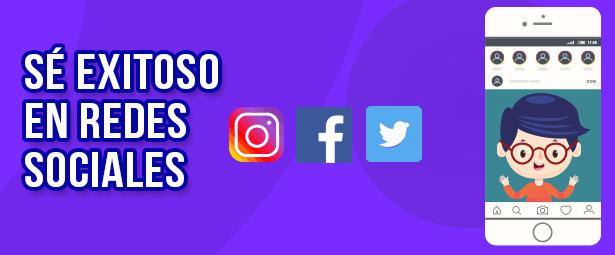Cómo ser exitoso en las redes sociales y triunfar en social media