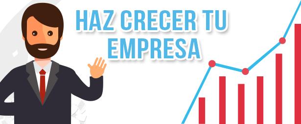 Cómo impulsar el crecimiento de tu negocio