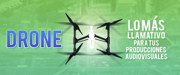 Drones en Maracaibo, lo más llamativo en producciones audiovisuales
