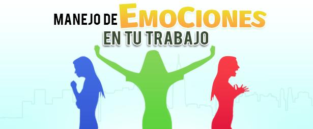Control y manejo de emociones en el ambiente laboral