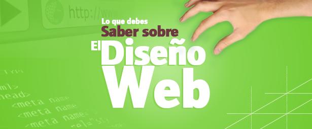 Todo lo que debes saber sobre el diseño web de tu página