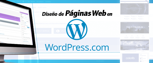 ¿Cómo crear páginas web en WordPress? blog - Blog 22 - Blog de Producción Audiovisual y Marketing Digital