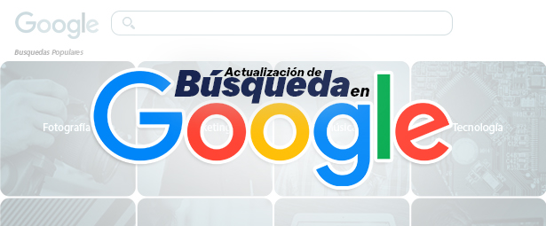 Actualizaciones más recientes de Google Search blog - Blog 24 - Blog de Producción Audiovisual y Marketing Digital