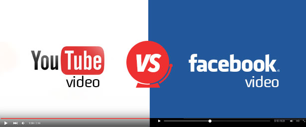 Youtube vs Facebook video blog - Blog 29 - Blog de Producción Audiovisual y Marketing Digital