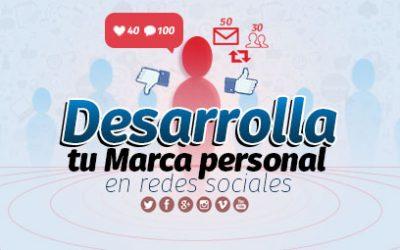 Desarrolla tu marca personal en redes sociales blog - Blog 32 400x250 - Blog de Producción Audiovisual y Marketing Digital