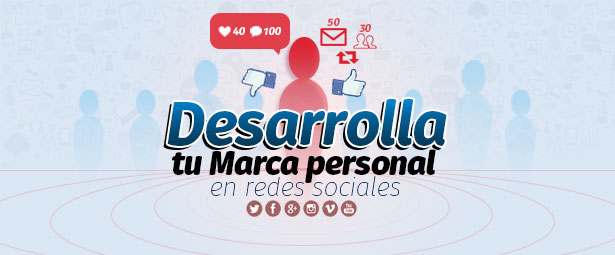Desarrolla tu marca personal en redes sociales blog - Blog 32 - Blog de Producción Audiovisual y Marketing Digital