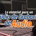 Elementos esenciales para un estudio de grabación de audio productora audiovisual - M  sica en el tiempo 150x150 - Descubre cómo una productora audiovisual te llevará al éxito