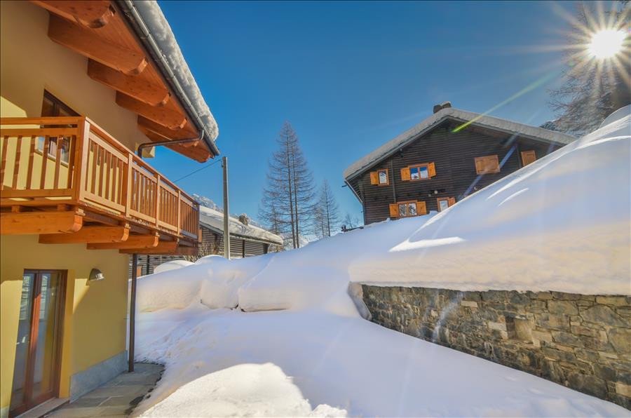 Ferienwohnung Lovely 2bdr apt w/mountain view (1917506), Gressoney la Trinite', , Aostatal, Italien, Bild 16