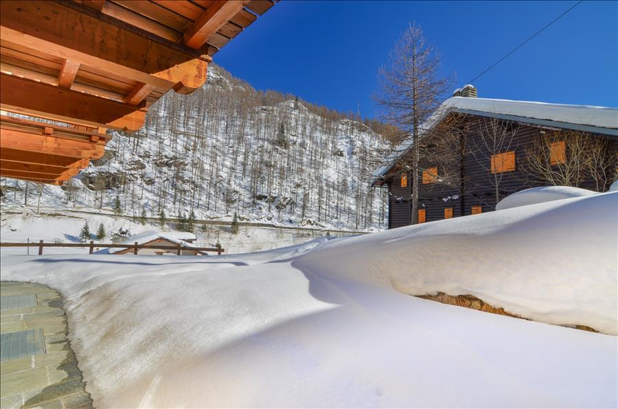Ferienwohnung Lovely 2bdr apt w/mountain view (1917506), Gressoney la Trinite', , Aostatal, Italien, Bild 15