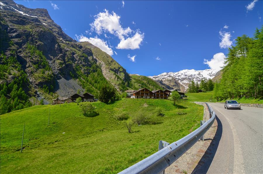 Ferienwohnung 1bdr with views of the Alps (1917508), Gressoney la Trinite', , Aostatal, Italien, Bild 14