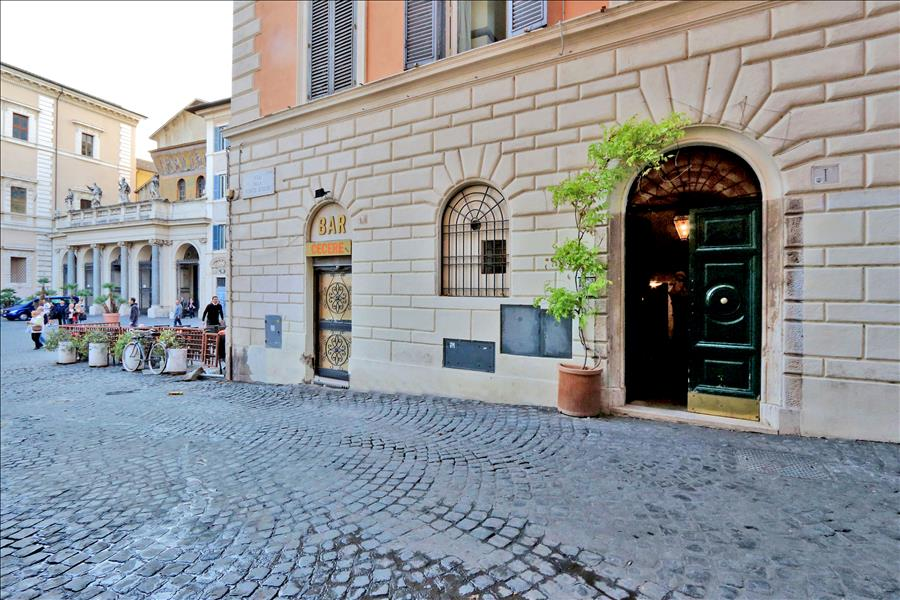 Romantic Studio In Trastevere Area Rome