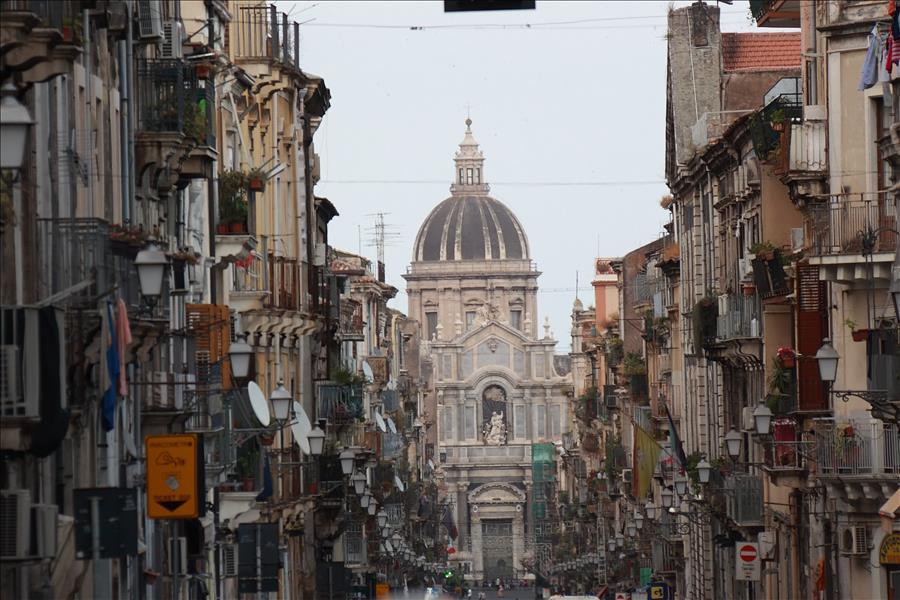 Appartement de vacances Cozy 1bdr apt w/terrace (1920140), Catania, Catania, Sicile, Italie, image 21