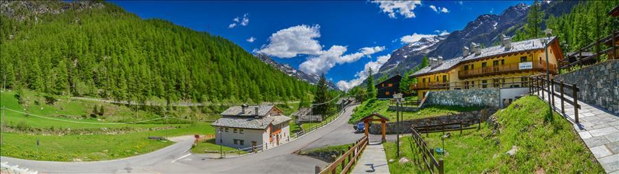 Ferienwohnung 1bdr with views of the Alps (1917508), Gressoney la Trinite', , Aostatal, Italien, Bild 9