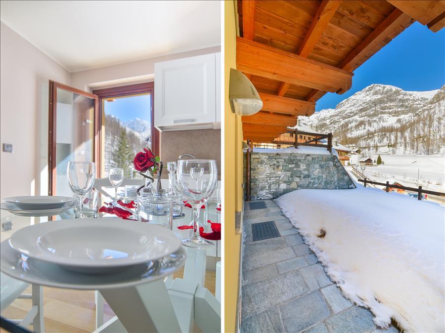 Ferienwohnung Lovely 2bdr apt w/mountain view (1917506), Gressoney la Trinite', , Aostatal, Italien, Bild 7