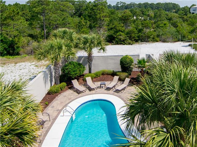 Aquascape Your 30a Oasis With Private Pool Amp Gulf Views