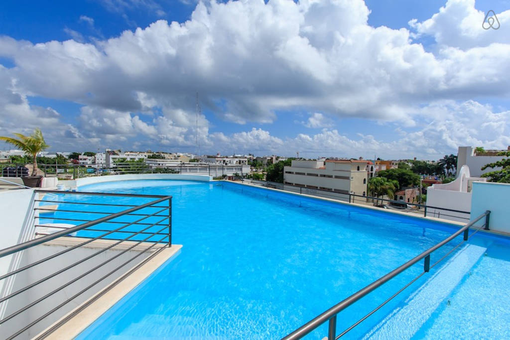 Condo Amalfi with a convenient location in Downtown Playa del Carmen thumbnail