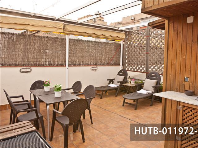 Grandioso d plex con terraza cerca de la feria de barcelona se alquila por d as ghat - Apartamentos barcelona por dias ...