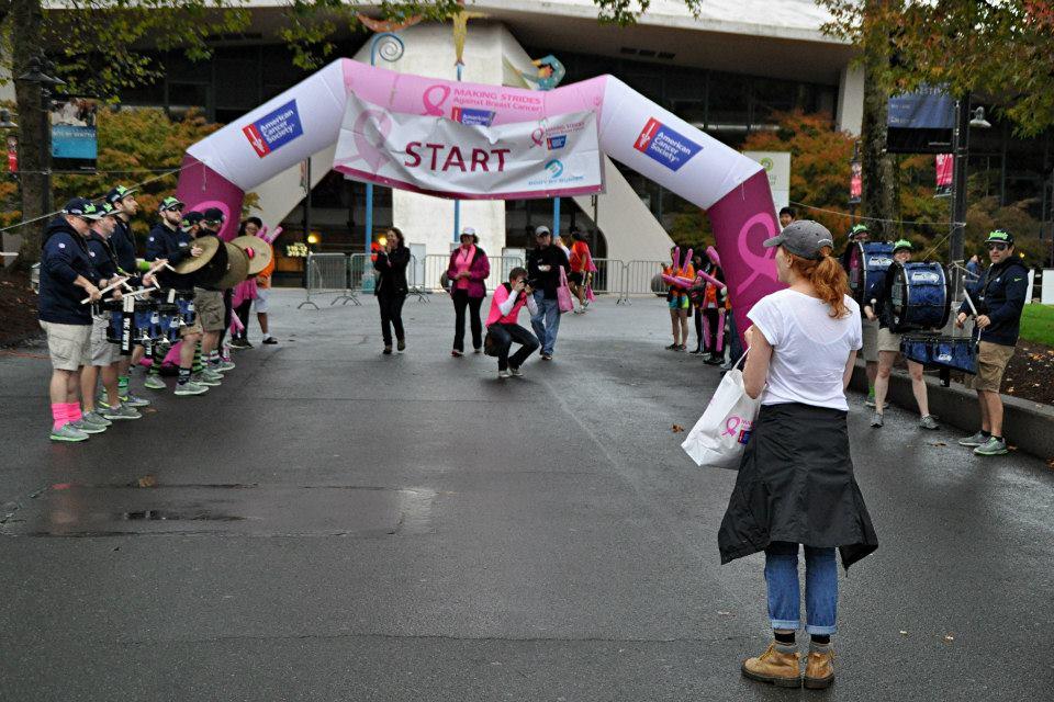 seattle walk Breast cancer
