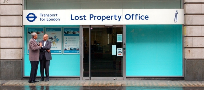 Lost Property in Lonodn