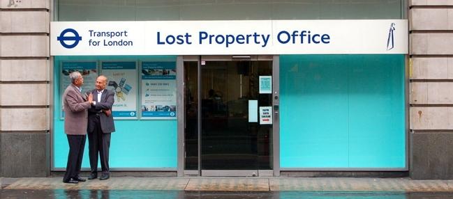 Lost Property in Lonodn
