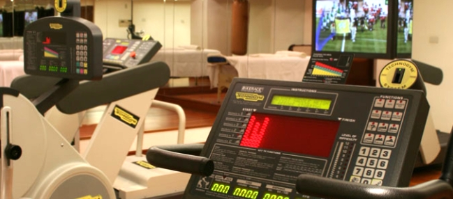 Serviced Apartments with Gym