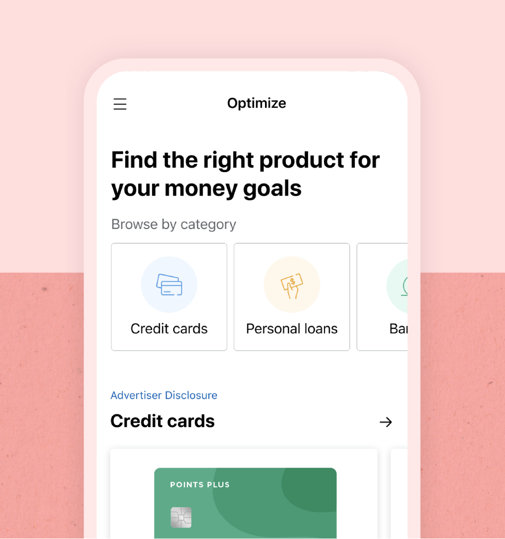 Earn more points and rewards based on your spending trends.