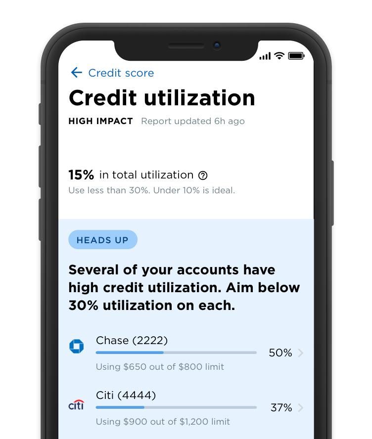 free credit score factors