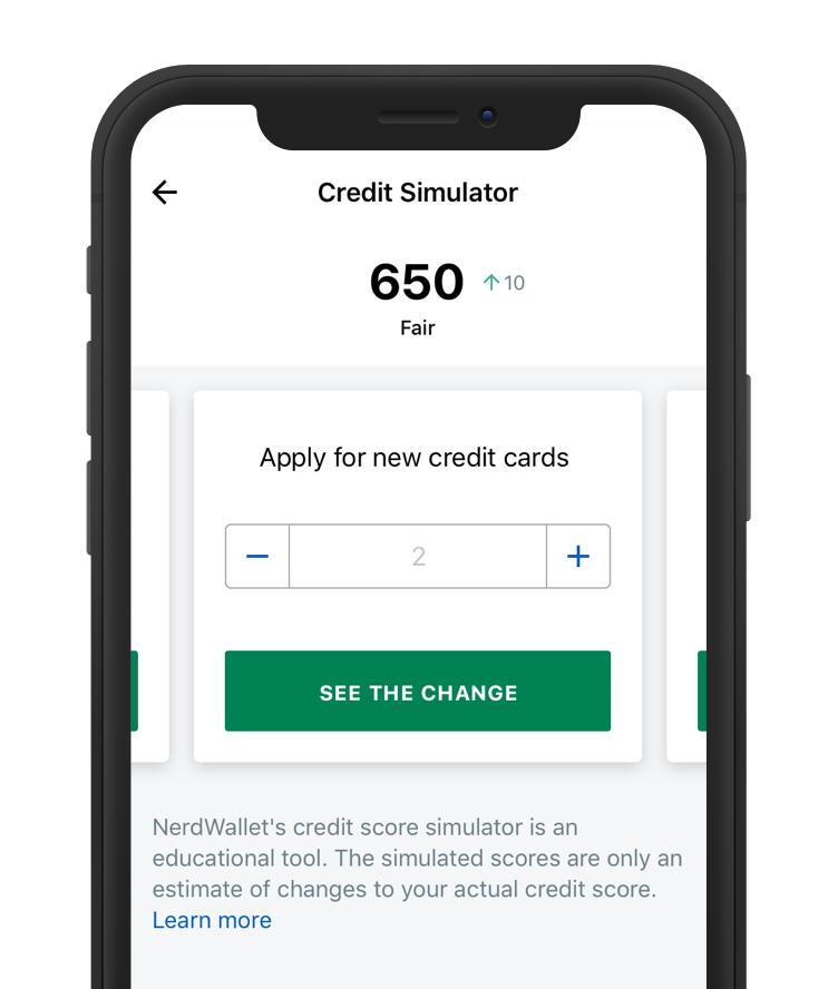 free credit score app