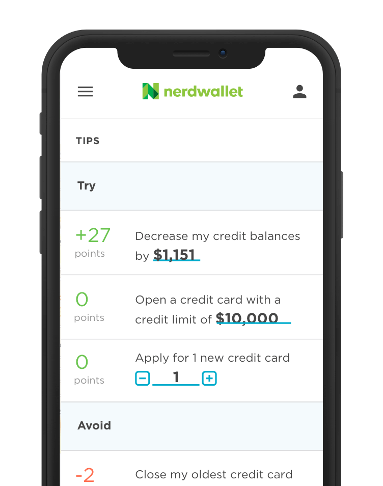 Free Credit Report Weekly No Credit Card Required Nerdwallet