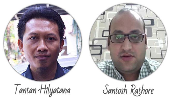 Tantan & Santosh