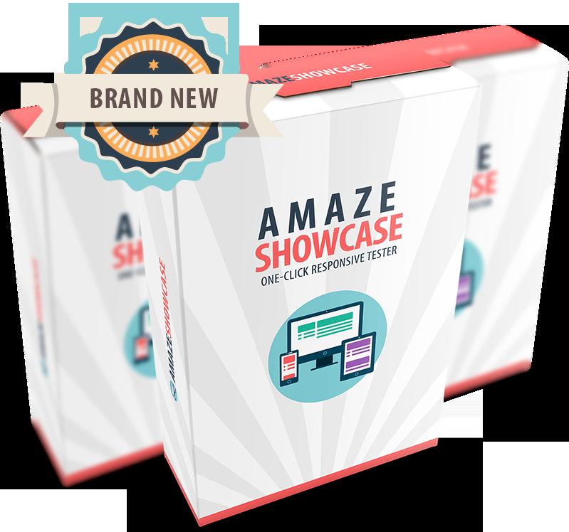Amaze Showcase