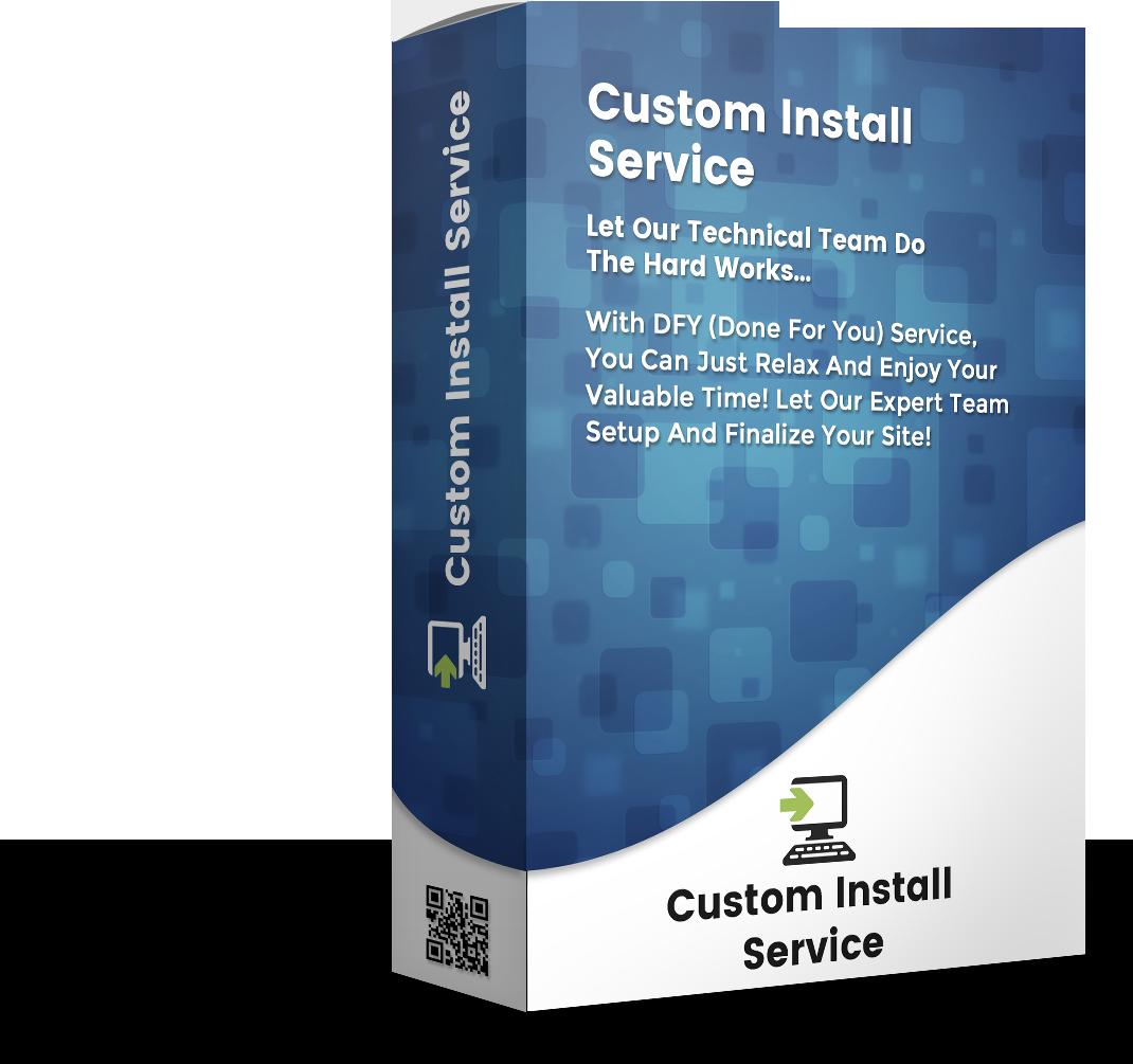 custom install service