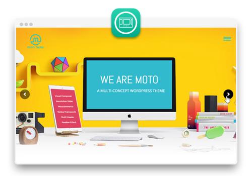 Moto Theme Feature