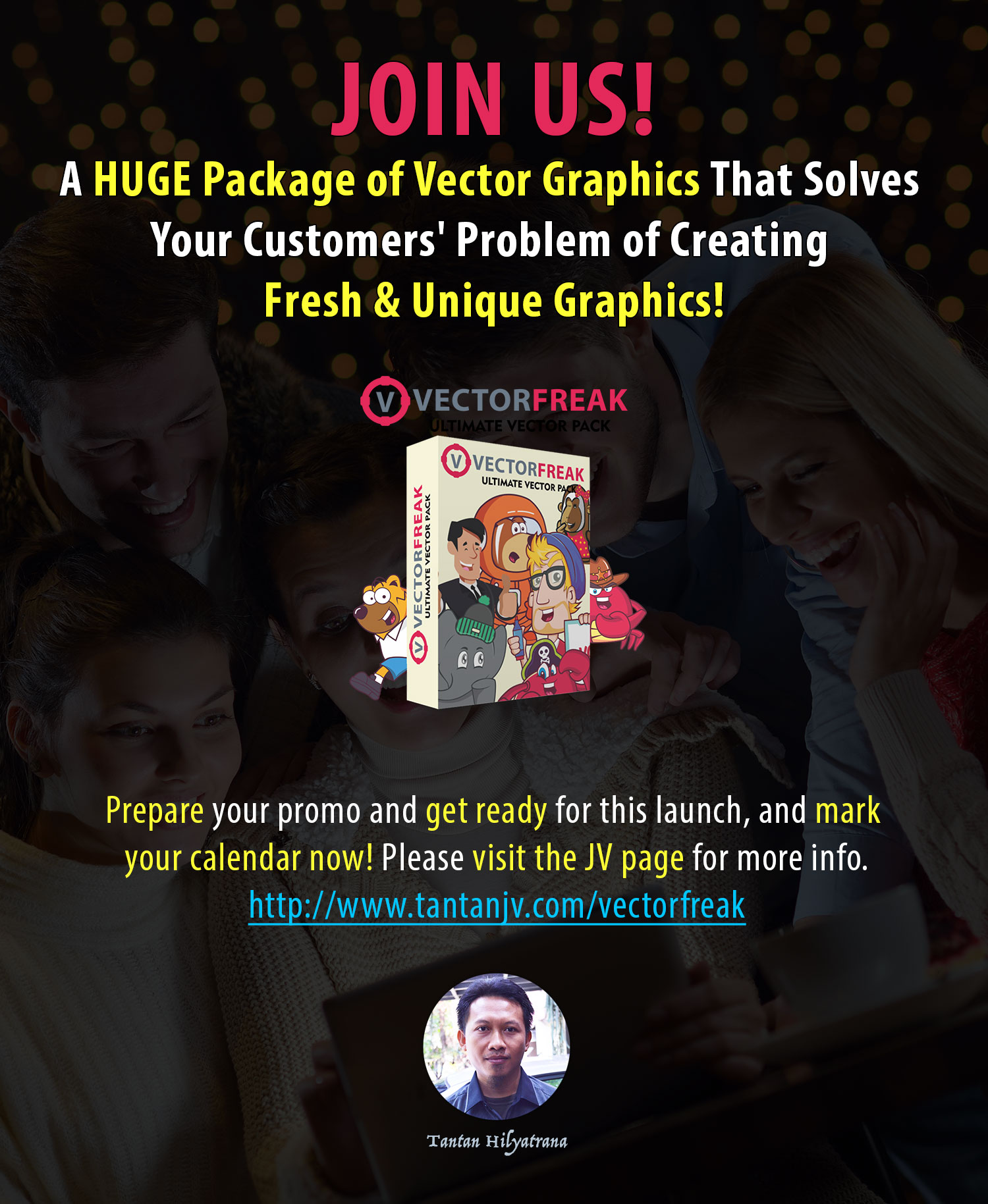 Vector Freak JV Page