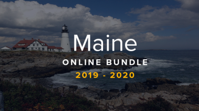 Maine Online CLE Bundle 2019-2020
