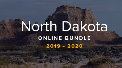 North Dakota Online CLE Bundle 2019-2020