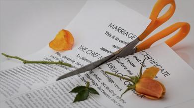 The Six Steps to a Divorce Proceeding