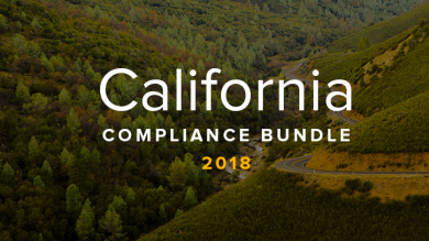 California MCLE Compliance Bundle 2018