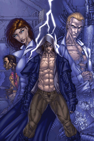 Dean Koontz's Frankenstein: Prodigal Son #1