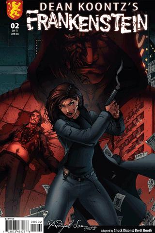 Dean Koontz's Frankenstein: Prodigal Son #2