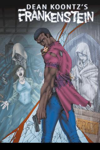 Dean Koontz's Frankenstein: Prodigal Son #4